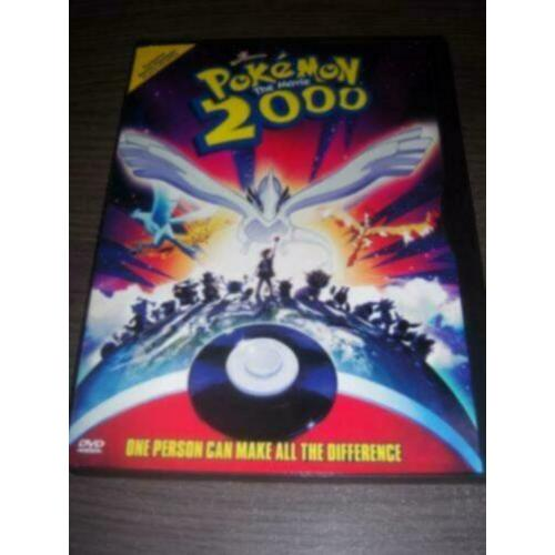 Pokemon The movie 2000 nieuw