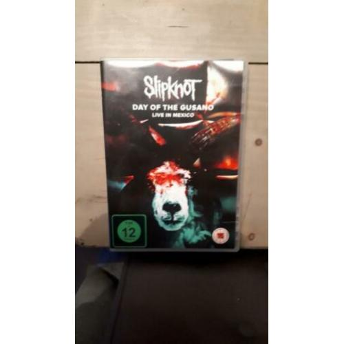 Slipknot Day of the Gusano Live in Mexico