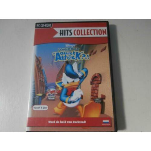 Pc spel donald duck computer game disney game