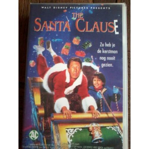 VHS Video Film The Santa Clause Gesealed ( Jola )