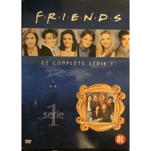 Friends, complete serie, nl subs